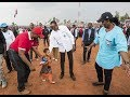 KAGAME SEEKS VOTES IN NGOMA DISTRICT