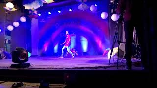 My first dance competition..... dancing power reality show.... shonar bangla... Chanel....
