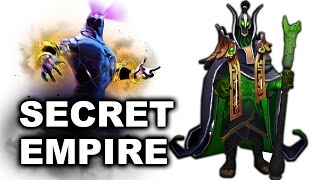 SECRET EMPIRE - Puppey Enigma KingR Rubick - Epic ESL Manila Dota 2