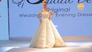 عرض ازياء فساتين الزفاف Cairo Wedding Festival  | هي وبس