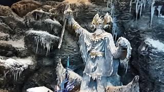 Saint Seiya (Les Chevaliers du Zodiaque) Asgard Décor/Diorama