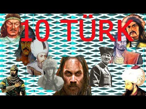Dünyayı Titreten Yenilmez 10 Büyük Türk Komutan (1)