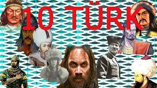 Dünyayı Titreten Yenilmez 10 Büyük Türk Komutan