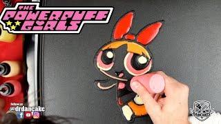 The Powerpuff Girls Pancake Art