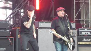 Dropkick Murphys - The Boys Are Back/Blood/I Had a Hat (Live @ 77 Festival Montreal)