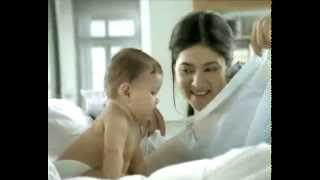Johnson's Baby Cream Commercial