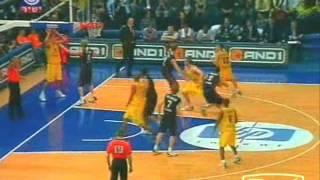 Maccabi Tel Aviv 2005 Arizona BOB [Baseline Out of Bound Play]