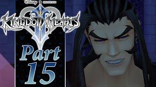 XALDIN TREAT ME NICELY - PART 15 - Kingdom Hearts 2 HD PS4 (KH1.5+2.5)