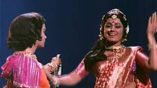 Daana Veera Soora Karna || Ye Thalli Ninu Kannadho Video Song || NTR, Sarada