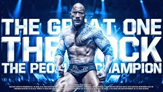 WWE The Rock Official Titantron 2015