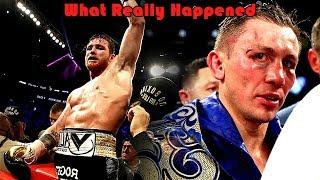 What Really Happened (Canelo Alvarez vs Gennady Golovkin 2)