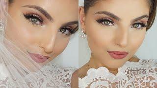 My Wedding Day Makeup Tutorial ♡