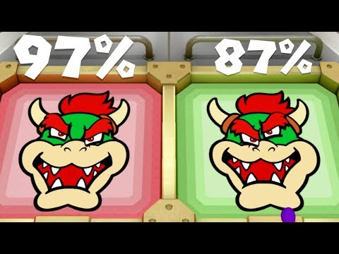 Super Mario Party All Funny Minigames 2 Player