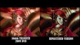 Star Fleet Remastering Project: Comparison
