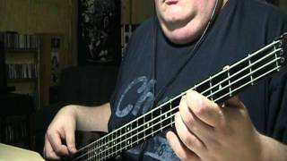 Van Morrison Brown Eyed Girl Bass Cover with Notes & Tablature
