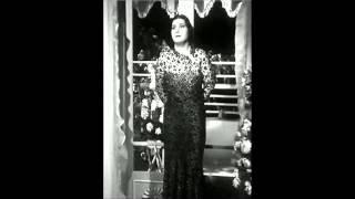 أم كلثوم / ذكريات - بيسين عاليه - لبنان 21 يوليو 1956م