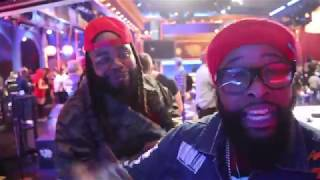 D.C. Young Fly Behind The Scenes At Wild N' Out with Chance The Rapper | Redbull