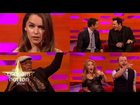 Graham s Top 10 Moments From Season 17 The Graham Norton Show