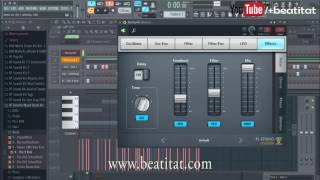 EASY! How To Make A RnB & Rap Beat with FL Studio Only
