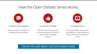 MA-05 Congressional Open Debate - Hosted by PCCC