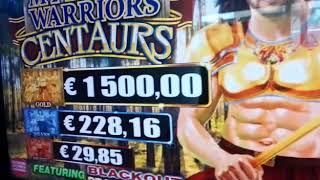1500€ Voitto Pelaamosta