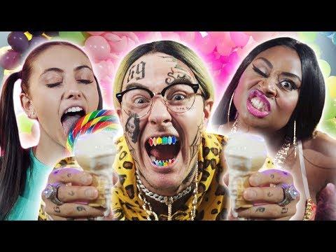 "6ix9ine, Nicki Minaj, Murda Beatz - ""FEFE"" PARODY"