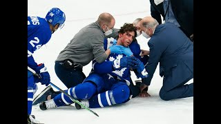 The 10 most Scariest Ice Hockey Injuries