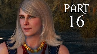 The Witcher 3 Walkthrough Part 16 - MAGIC LAMP (The Witcher 3 PC Gameplay)