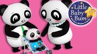Bye, Baby Bunting | Nursery Rhymes | Original Version By LittleBabyBum!