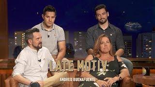 LATE MOTIV - Los Titanes CR | #LateMotiv261