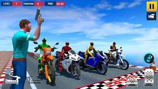 MOUNTAIN BIKE RACING GAME 2020 #Dirt Motorcycle Race Game #Bike Racing Games 3D #Games For Android