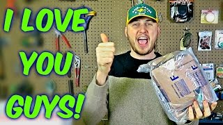 Fan Mail Unboxing