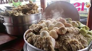GOKILL !!! LENGKAP BANGET SIOMAY KANG IS BEBAS MILIH | KULINER JOGJA STREET FOOD #BikinNgiler
