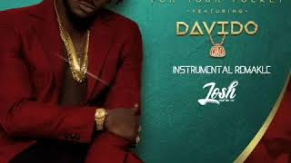 [INSTRUMENTAL] Peruzzi ft Davido -For Your Pocket Remake (Prod. HitSound)