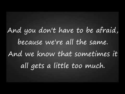 SHAWN MENDES - A LITTLE TOO MUCH LYRICS