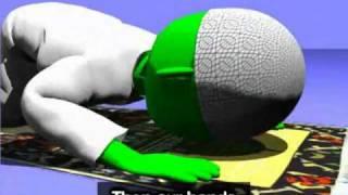 Salah Animation - Islamic Animation   Muslim cartoon