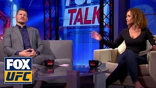 Brad Katona talks about his victory | INTERVIEW | TUF Talk