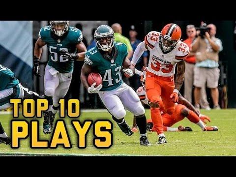 Top 10 Plays NFL 2016 17 Week 2