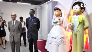 100 Doraemon Secret Gadgets Expo in Malaysia - Grand Launch