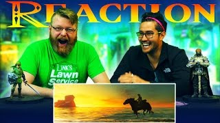 The Legend of Zelda: Breath of the Wild - 2017 Trailer REACTION!! (Nintendo Switch Presentation)