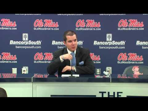 Ole Miss Women's Basketball: Press Conference - VCU (12-17-16)