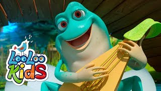 The Frog Song - THE BEST Songs for Children | LooLoo Kids