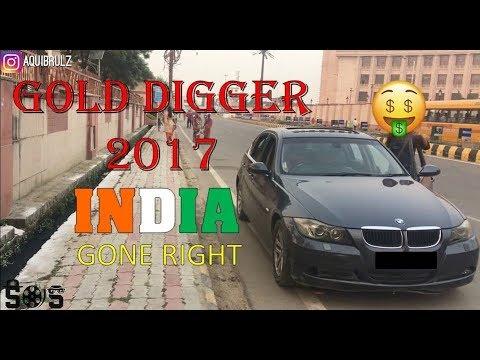 GOLD DIGGER PRANK IN INDIA 2017 Prank Gone Too Far