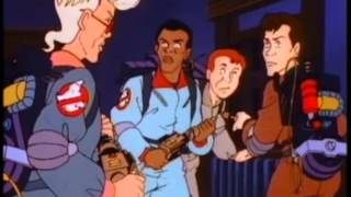 the Real Ghostbusters Music - Ain't 39 Afraid