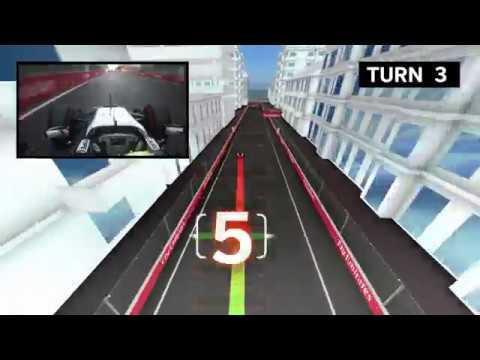 2017 Azerbaijan Grand Prix   Virtual Circuit Guide