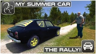 My Summer Car - The Rally!