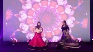 SA Wedding Sangeet Dance Performance