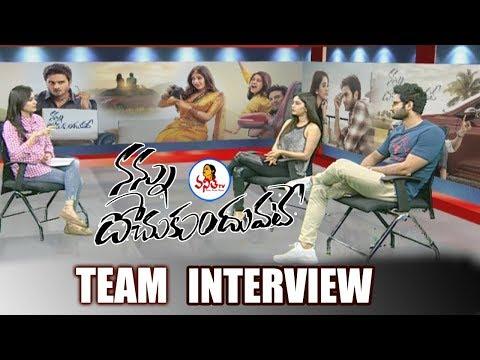 Xxx Mp4 Sudheer Babu And Nabha Natesh On Nannu Dochukunduvate Celebrity Interviews Vanitha TV 3gp Sex