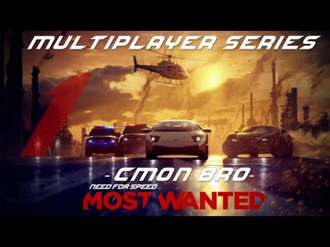 NFS Most Wanted MP #1 - C'mon Bro