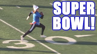 BEST SUPER BOWL EVER! | On-Season Football Series